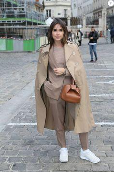 Miroslava Duma in schickem Anzug Curvy Petite Fashion, Trendy Fashion, Womens Fashion, Fashion Models, Miroslava Duma, Office Fashion, Street Fashion, Moda Petite, Mode Outfits