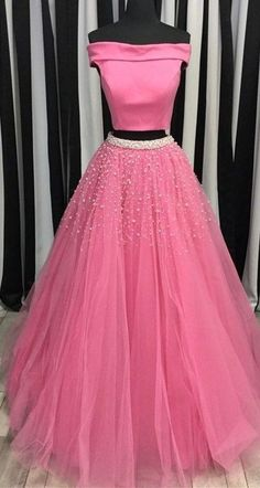 Charming Pink Prom Dress,Ball Gown Prom Dress,Prom Dress,Long Prom Dress on Luulla Prom Dresses Long Pink, Prom Dresses For Sale, Party Wear Dresses, Pink Dress, Dress Sale, Indian Gowns Dresses, Indian Fashion Dresses, Indian Designer Outfits, Long Gown Dress