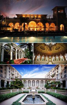 West Room Hotel addition Henry Morrison Flagler Museum Palm