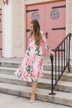 fb382f9d8 14 Best Dresses for easter images in 2019 | Clothing styles, Woman ...