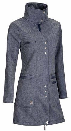Kabát softshellový dámský WOOX Zone Ladies´ Coat d9c0a160b0