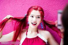 Người ta mải mê khen ngợi nữ thần Irene mà quên đi một mỹ nhân sexy khác của Red Velvet - Ảnh 13.