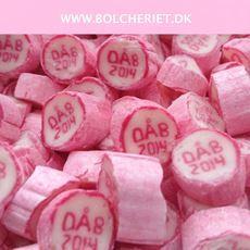 Dåb 2014 - Lyserød Slik, Christening, Little Ones, Babyshower, Cupcake, Mad, Rose, Sweet, Inspiration