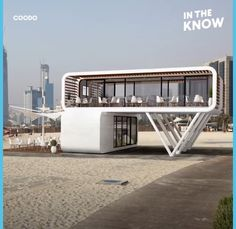 Coodo prefab furnished modular houses. Fast and easy setup