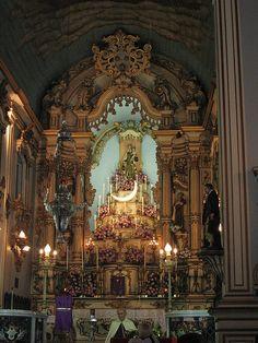 São Paulo-Centro-IGREJA DO CARMO (Our Lady of Mount Carmel Church) by LUIZ: São Paulo's Eyes, via Flickr
