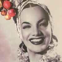 Festa para Centenário de Carmen Miranda -  Postado na data de 10.02.09