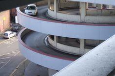 West Orchards Spiral Car Park