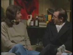 Rising Damp: Episode Night Out British Sitcoms, British Comedy, Rising Damp, Are You Being Served, Best Tv, Good Old, Funny Videos, Comedians, Favorite Tv Shows