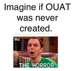 Ohhh The Horror c: