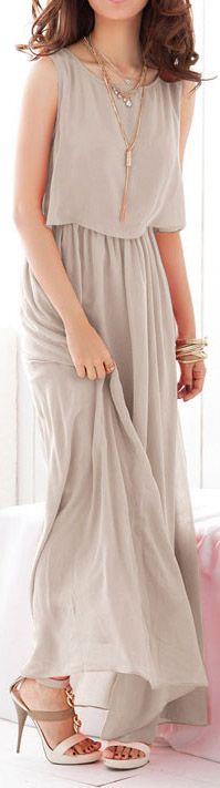 lovely long dress