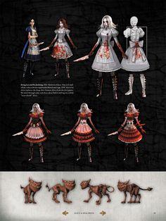 Alice: Madness Returns - Hysteria concept art
