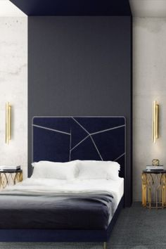 BRABBU has all the bedroom essentials you need to create an astounding modern interior design, from lighting to accessories, like the striking CYRUS Wall Light and MECCA Side Table