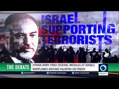 Israel Supporting Terrorists   the real Syrian Free Press
