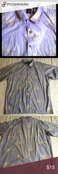 Selling this Men's sword fish shirt 2XLT on Poshmark! My username is: pennypicking. #shopmycloset #poshmark #fashion #shopping #style #forsale #Other