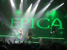 """Attesissima in tutti gli ambienti metal e non solo, la pubblicazione di """"The Holographic Principle"""", nuova fatica degli Epica, è coincisa con la seconda edizion"""