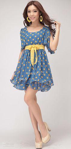 polka dot fashion - Google Search