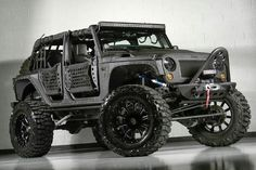 Custom 2013 Jeep Wrangler Unlimited Full Metal Jacket - Off Road Wheels Jeep Jk, 2013 Jeep Wrangler Unlimited, Jeep Wrangler For Sale, Jeep Rubicon, Jeep Truck, Chevy Trucks, Jeep Carros, Automobile, Badass Jeep