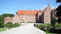 Katholm gods  6 km syd for Grenaa