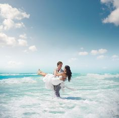 "Say ""I do,"" to Palace Resorts. Eight luxury all inclusive resorts in Mexico & Jamaica."