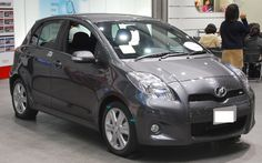 toyota yaris parts ireland
