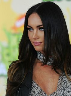 possibly the most beautiful eyes in the world - bellagirls:    MEGAN FOX