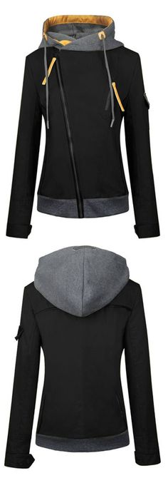 If you're looking for a classy and in your cozy-zone,we've got this jacket for you. warm,fashion and casual enough to make you charming this winter. Tap the pic to get more info at WealFeel.COM