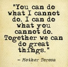 The most inspirational, famous and funny teamwork quotes an sayings for sports, for teachers or for work at the office. Teamwork quotes that will work! Inspirational Teamwork Quotes, Leadership Quotes, Positive Quotes, Motivational Quotes, Positive Affirmations, Life Quotes Love, Great Quotes, Quotes To Live By, Me Quotes