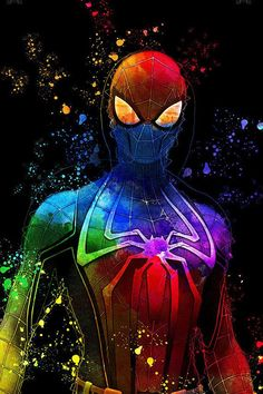 The Ten Secrets About Abstract Spider-Man Only A Handful Of People Know Spiderman Poster, Spiderman Kunst, Superhero Poster, Deadpool Wallpaper, Avengers Wallpaper, Thanos Avengers, The Avengers, Marvel Art, Marvel Heroes