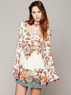 Free People Modern Chinoise Dress, $148.00