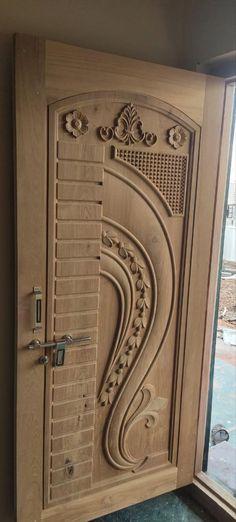 Home Door Design, Grill Door Design, Pooja Room Door Design, Door Design Interior, Home Window Grill Design, Main Entrance Door Design, Wooden Front Door Design, Single Main Door Designs, Modern Wooden Doors