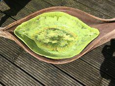 Grote keramiek schaal gemaakt door Sonja