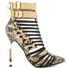 Gabriella - Tan by Privileged heels.com $109.99 Back in stock