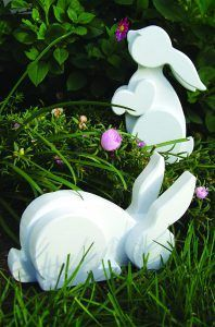 ByPaul Meisel These delightful bunnies are easy to create and make great gifts or sale items. They are easy to make for several reasons. First, the shapes do not require precision cutting and, therefore, are very forgiving should you go outside the cut lines. Second, there are no inside cuts. …
