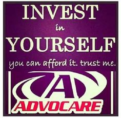 You can afford it and you are worth it!!  advocare.com/140620912