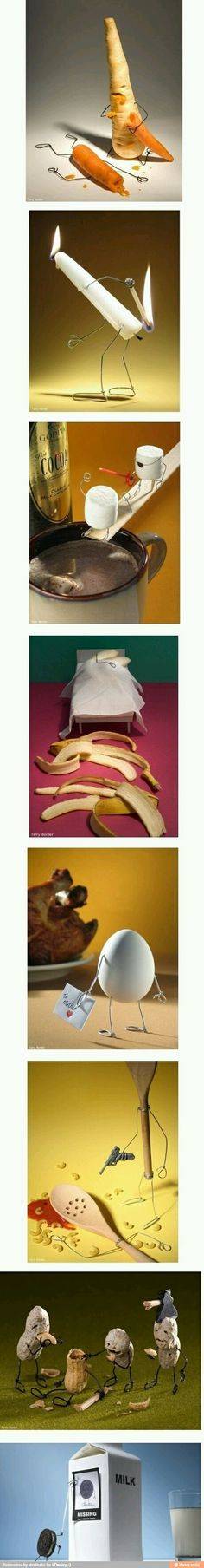 Foods gone wild