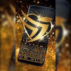 Digital Revolution, Gold Stars, Cheetah, Keyboard, Black Gold, Waves, Make It Yourself, Luxury, Phone