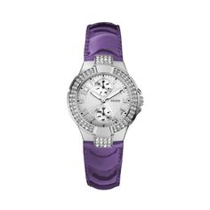 Guess W11607L4 Ladies MINI PRISM Crystals Watch *** Check out the image by visiting the link.
