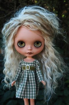 Can I steal a hair style from a doll?