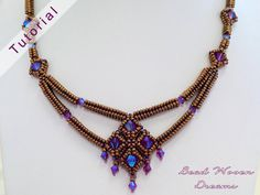 Hey, I found this really awesome Etsy listing at https://www.etsy.com/uk/listing/450640040/laurel-necklace-tutorial