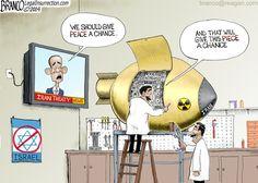 Give Iran's Nuke Program a Chance | Conservative Byte     obama is dangerously naive!