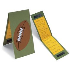 Magnetic Bookmark-Lots of possibilities depending on the paper design.