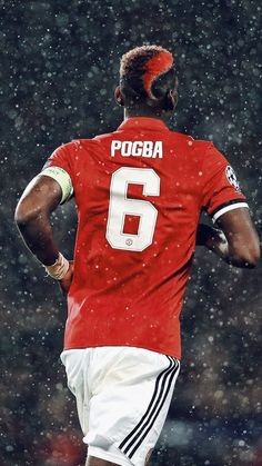 Go to victory with Pogba Paul Pogba Manchester United, Manchester United Champions, Manchester United Players, Best Football Team, Football Boys, Football Players, Neymar Jr, Pogba Wallpapers, Fotos Do Pokemon