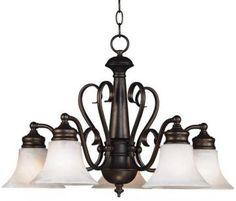 Wynwood 5-Light Chandelier - Chandeliers - Lighting | HomeDecorators.com