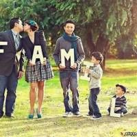 Креативные идеи для семейной фотосессии с маленьким ребенком