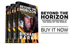 Team firefly™ ambassador, Richard Parks, released his first book - Beyond the Horizon. It's a tale of redemption and astonishing endurance, set against a backdrop of the most extraordinary locations on Earth.   Promises to be a good read. Buy a copy today.   #Amazing #TeamFirefly