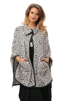 Poncho  C007 a/n Tunic Tops, Sweaters, Free, Women, Fashion, Moda, Women's, La Mode, Pullover