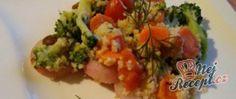 Fitness - Fitrecepty a fitness jídlo (str. 2 z Bruschetta, Guacamole, Sushi, Ethnic Recipes, Fitness, Sushi Rolls