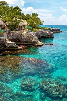 Island Living is Good at the Best Hotels in Jamaica, TRAVEL, Island Living is Good at These Jamaica Hotels - This tropical, soulful island has earned its place as one of the Caribbean's most popular getaways t. Vacation Places, Vacation Destinations, Dream Vacations, Places To Travel, Places To See, Dream Vacation Spots, Family Vacations, Vacation Rentals, Time Travel