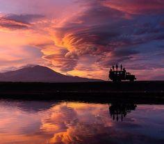 🌎🚙🍃 #lake #travel #purple #car #mountain #friends #cloud #outdoor #amazing #random #photooftheday