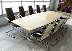 Møte/Konferanse løsninger fra Scan Sørlie Conference Room, Table, Furniture, Home Decor, Decoration Home, Meeting Rooms, Tables, Home Furnishings, Interior Design